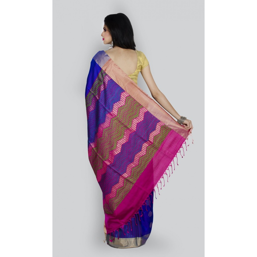 Drape with Kanjivaram Silk Sarees