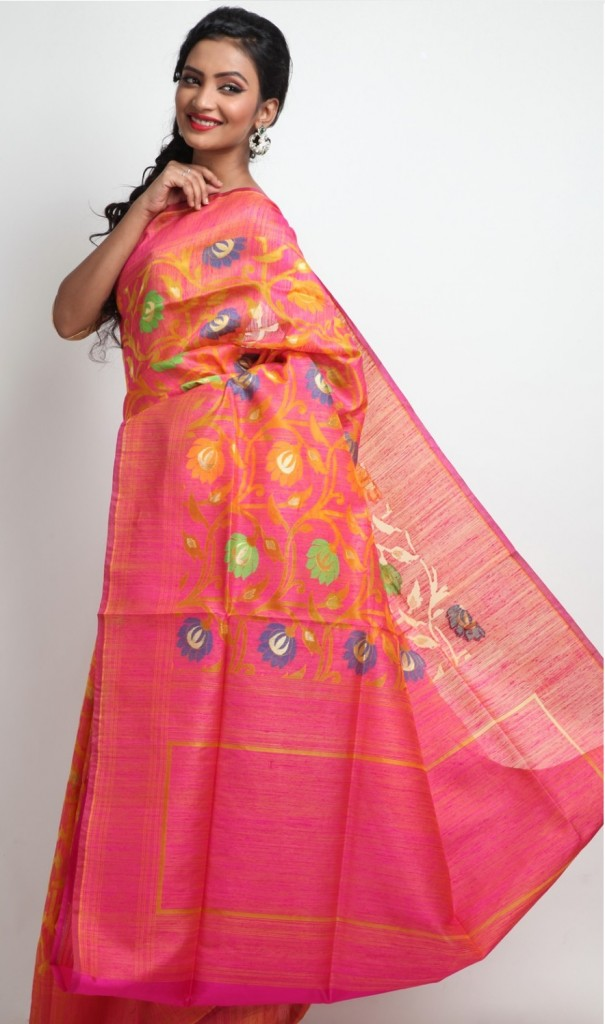 Sarees for heavy side