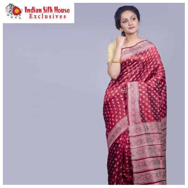 Ideal Rakhi Saree