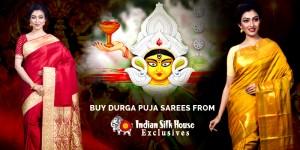 Durga Puja Sarees