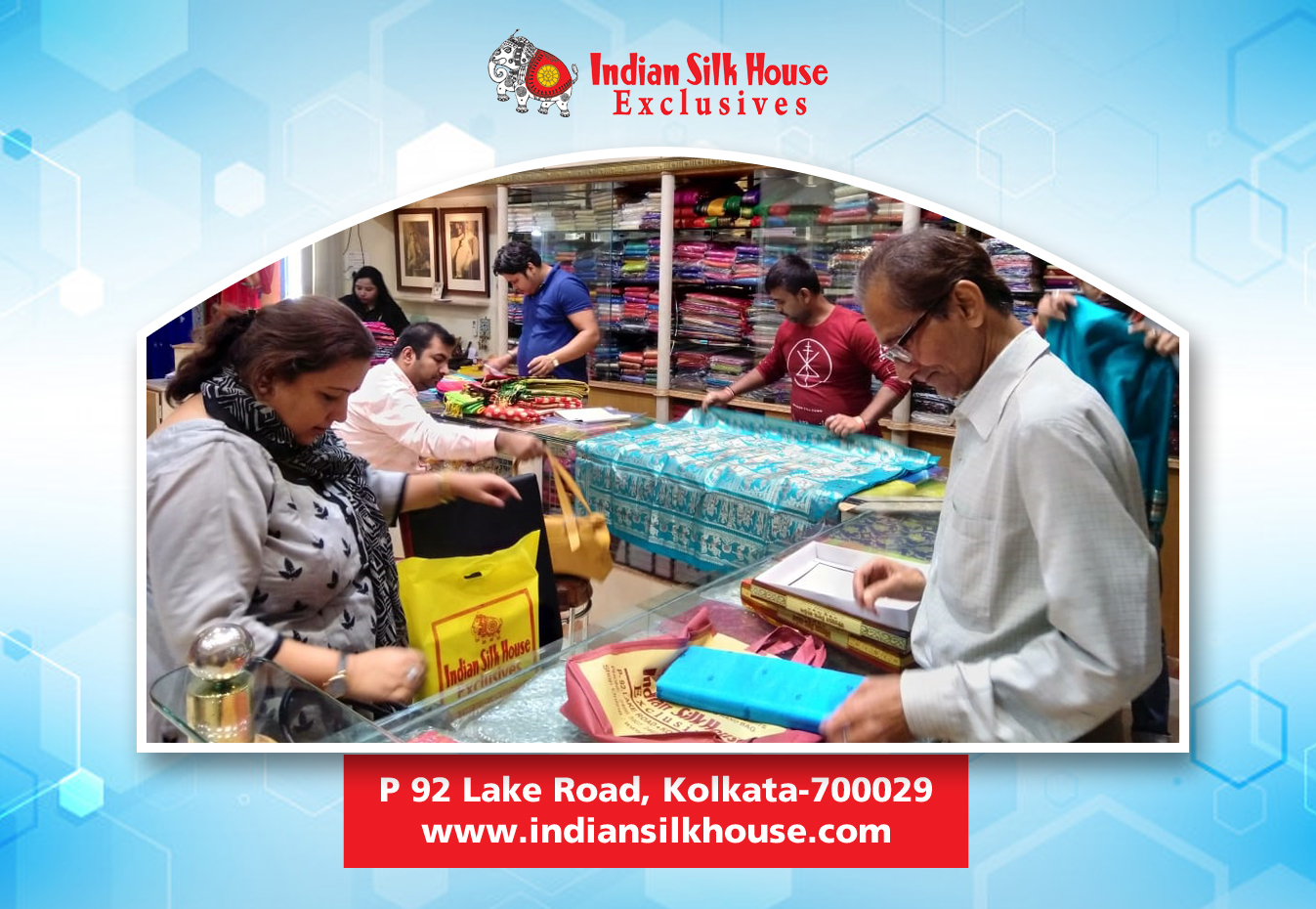 Indian Silk House Exclusives