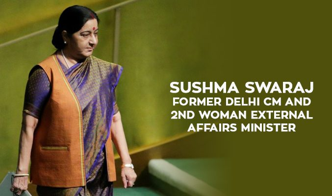 Decoding The Evolution Of Sarees In The Indian Political Landscape!