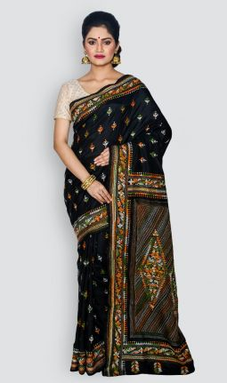 KANTHA HAND EMBROIDERY