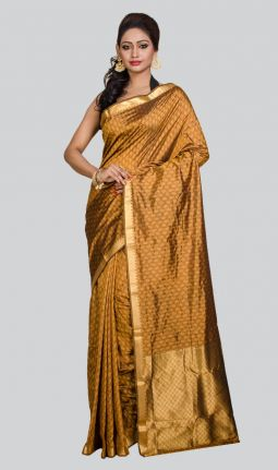 BLENDED SOUTH SILK SAREE