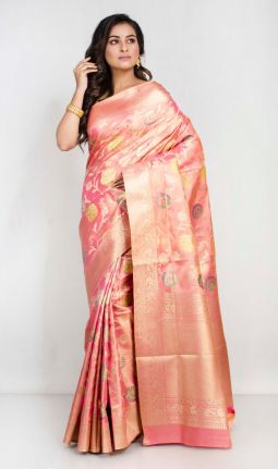TISSUE SAREE