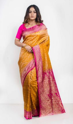 BENARASI JAMEVER SILK SAREE