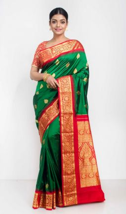 KADIYAL SILK SAREE