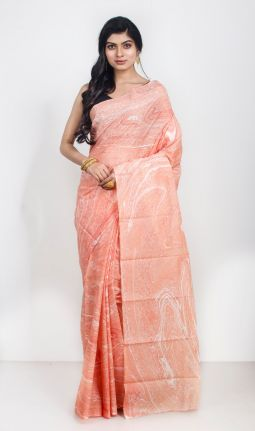 MARBLE SILK SAREE